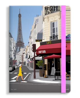 Notebook Mariotti Paris