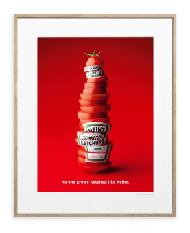 HEINZ SLICED BOTTLE