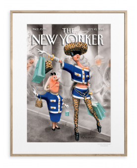 THE NEWYORKER 24 FALCONER SHOPPING