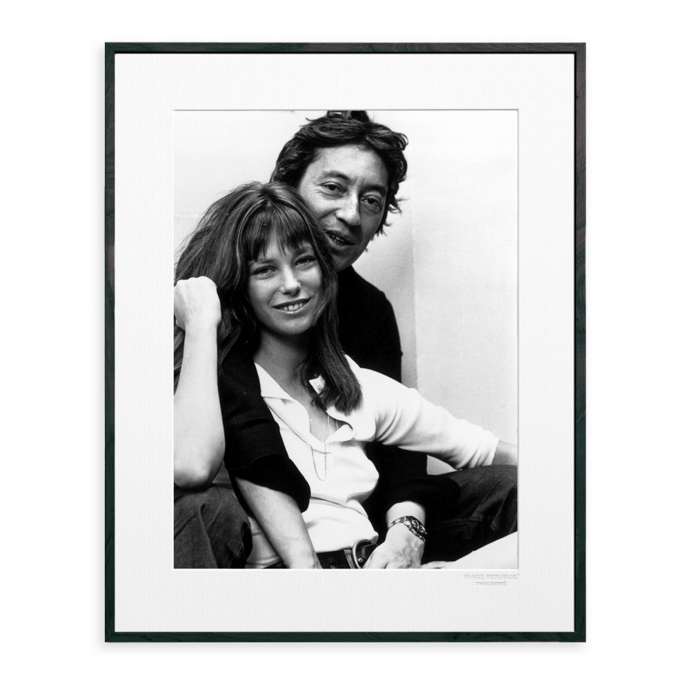 PHOTO GAINSBOURG BIRKIN