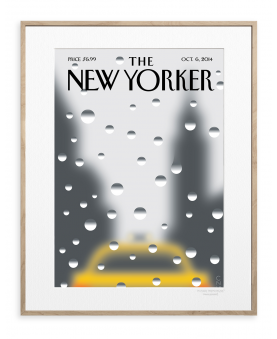 THE NEWYORKER 76 NIEMANN RAINY DAY 2014