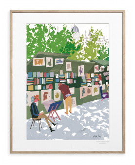 PARIS BOUQUINISTES