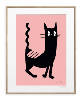 JEAN JULLIEN BLACK CAT